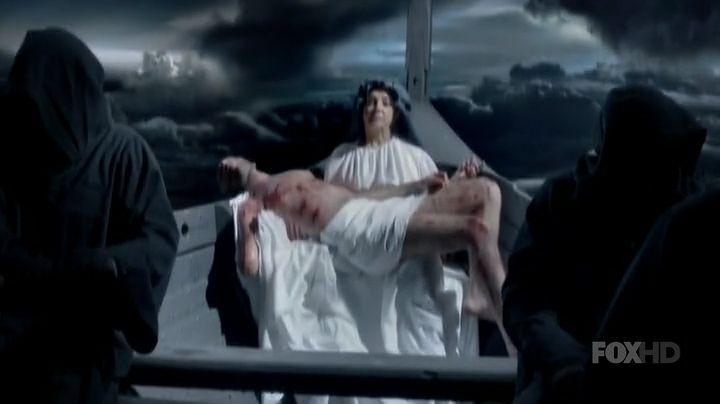 ead terrrist as Jesus 2