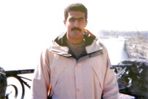 Mohammed Mansour Jabarah, of St. Catharine's, Ont. in a photo was taken at Niagara Falls in April, 2002, just before he went to the U.S. to cooperate with the FBI.