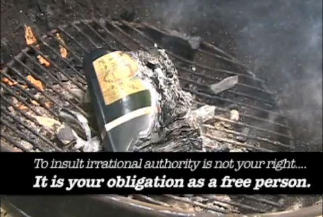 Koran burn insult