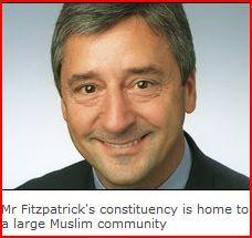 London MP Fitzpatrick
