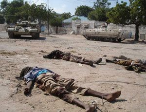 Mogadishu. Fri 21.08.09
