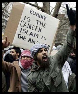 Muslim Invasion