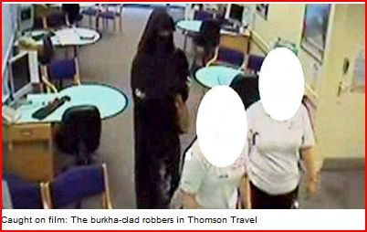 burka bandits