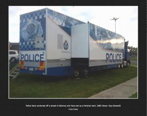 oz police truck