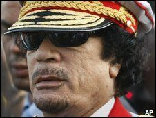 Col Gaddafi is due to make his first visit to the UN General Assembly