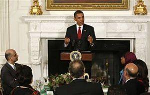 Obama Ramadan