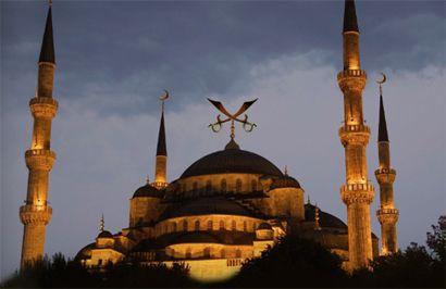 Danish Mosque image sword roof