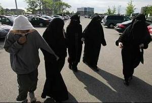 Ali Mohamed Dirie's family. Masked gang
