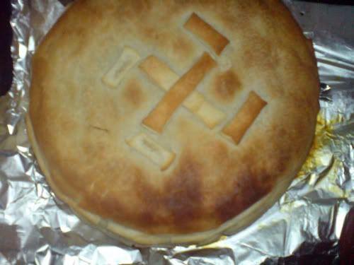 swastika-pie