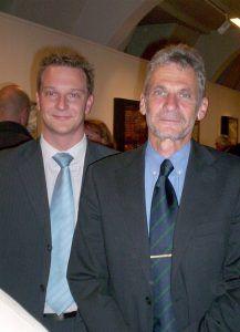 Bart Debie and Luk Van Nieuwenhuysen