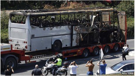bus bombing bulgaria Hizb'allah