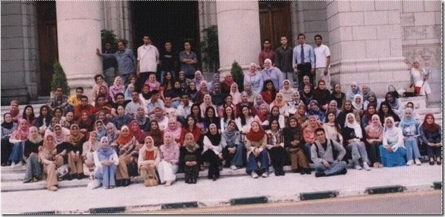 Cairo university 2012