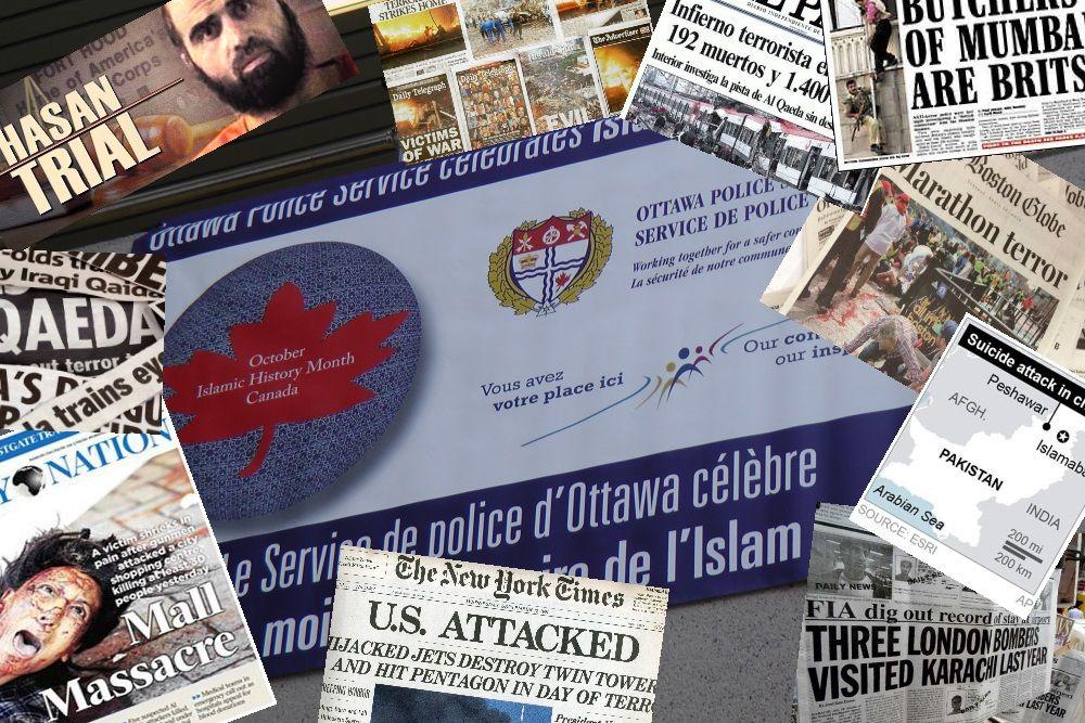 ottawa police celebrates islamic history month