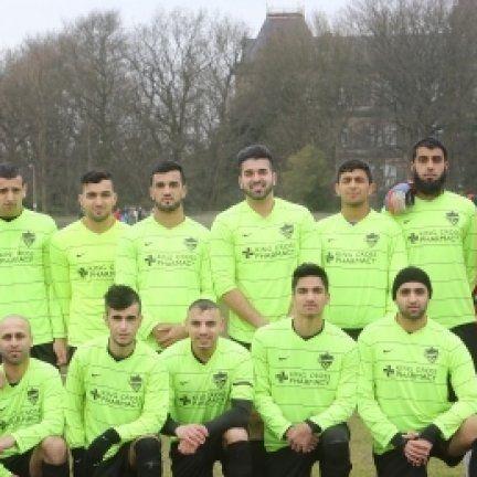 Halifax soccer team