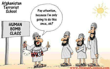 terror school toon