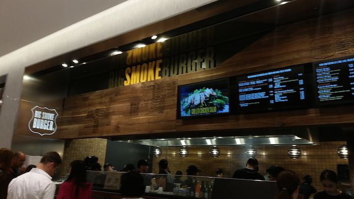 Halal burgers Rideau Center SMALL