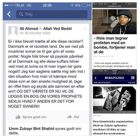 ISLAM - Facebook update from Muslim