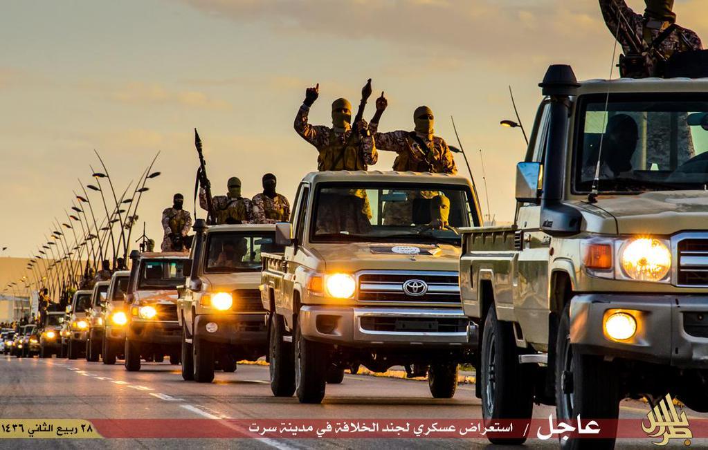 Libya convoy 2