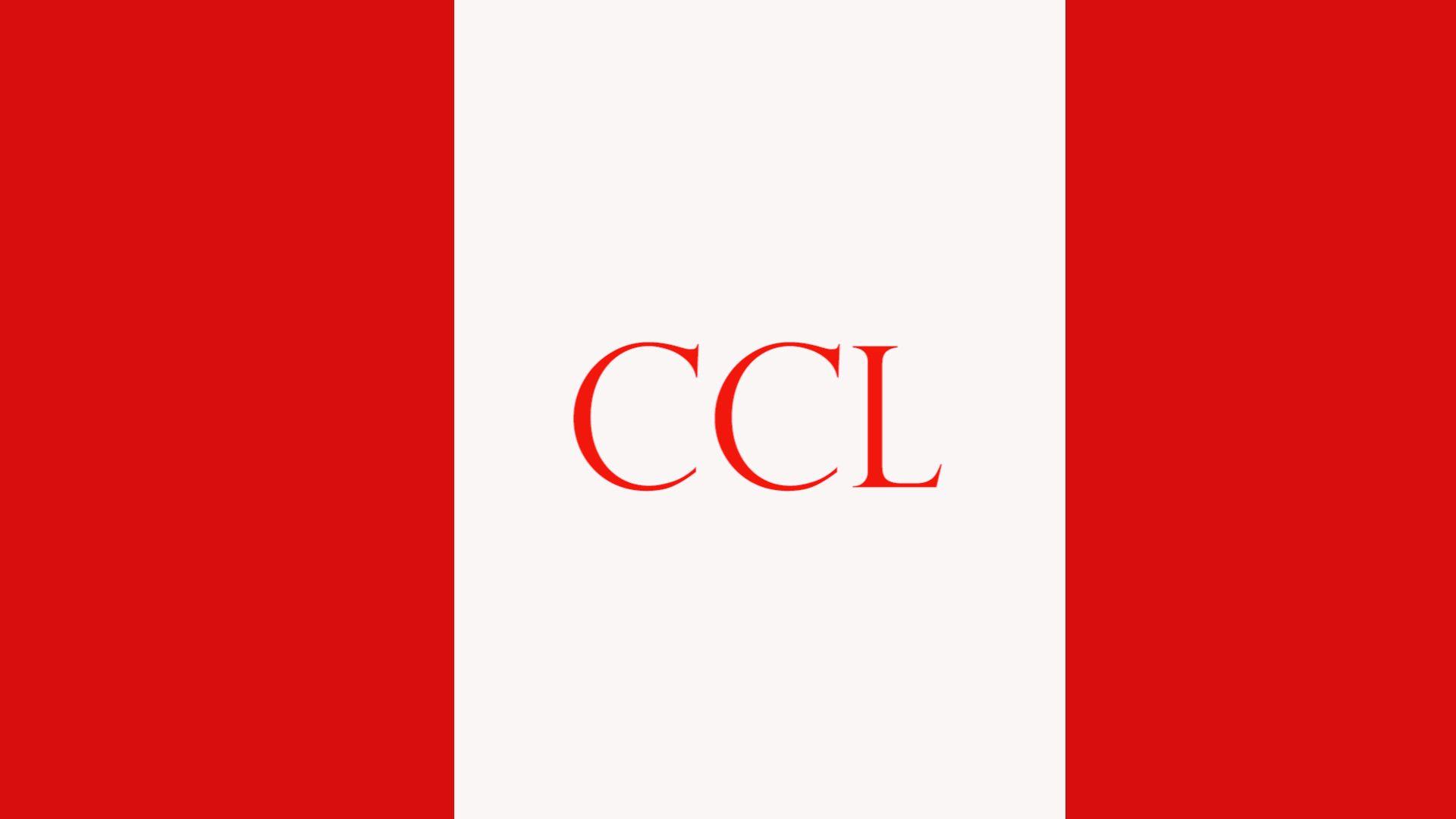 CCL logo for food